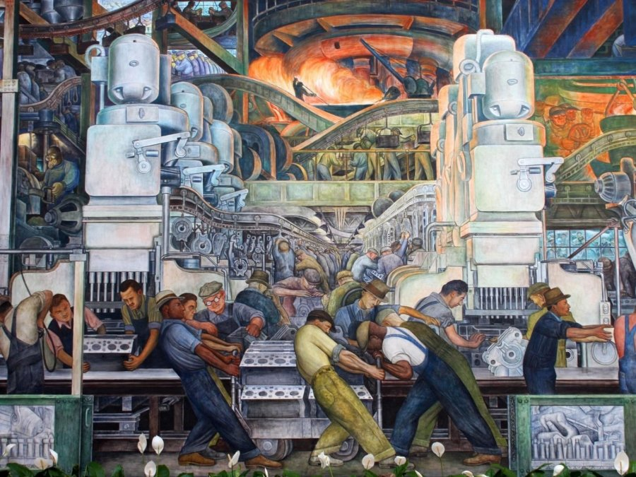 """Industria de Detroit"""