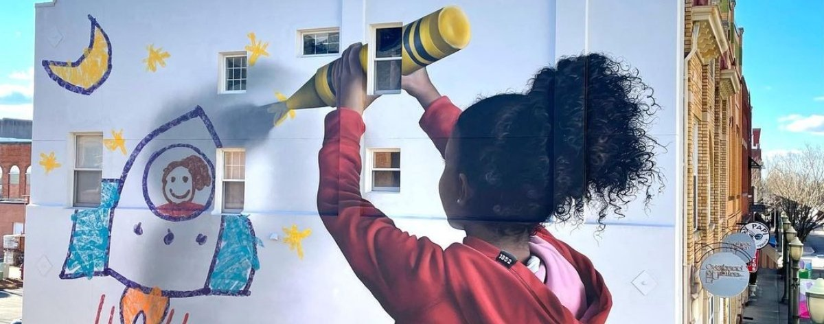 Mejores murales de febrero según All City Canvas