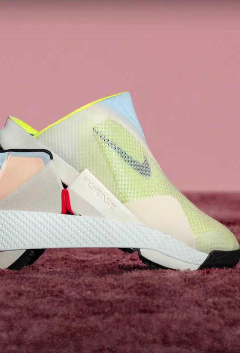GO FlyEase el nuevo modelo de Nike que se pone sin manos