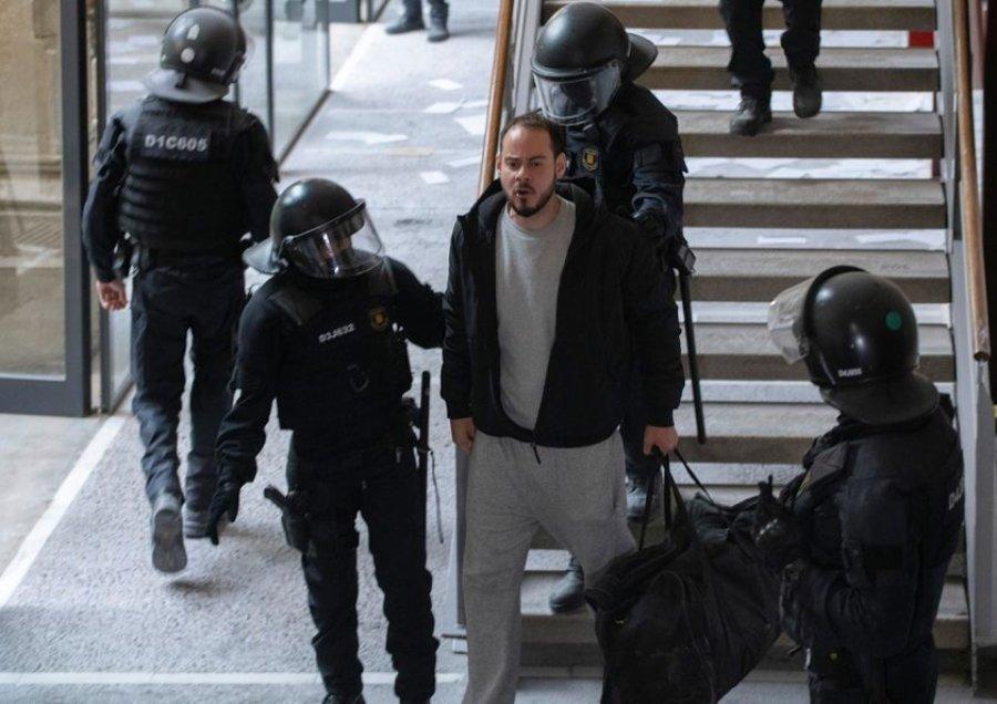 Pablo Hásel detenido