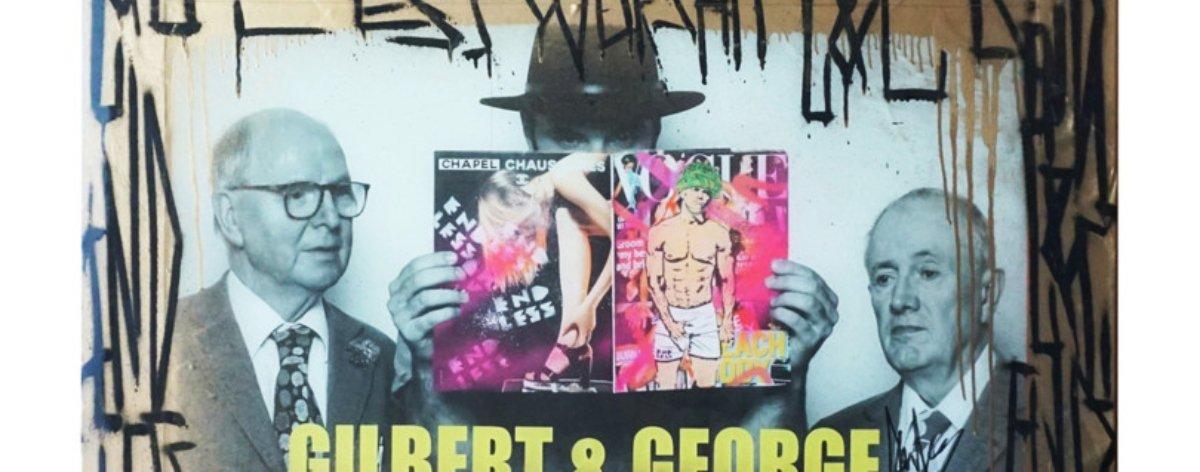Pieza de street art ingresa por primera vez a la Galería Uffizzi