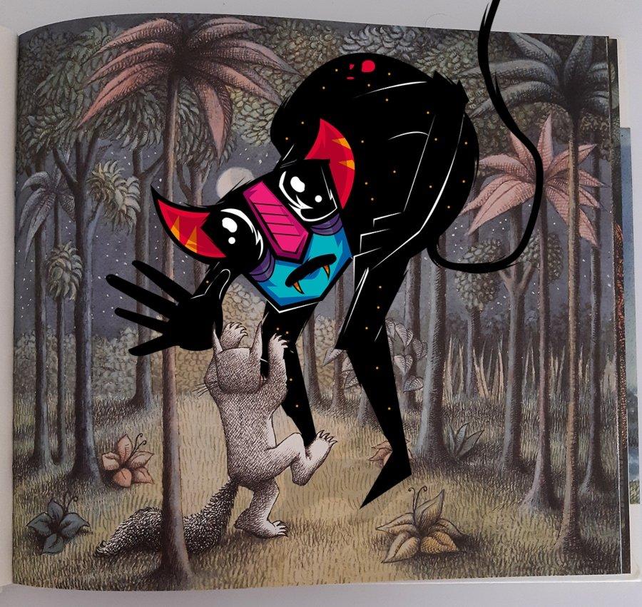 Ilustración por Salvador Cortazar