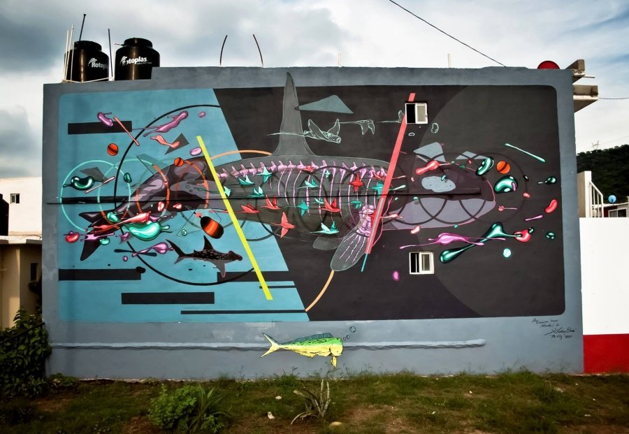 Mural por Seher One