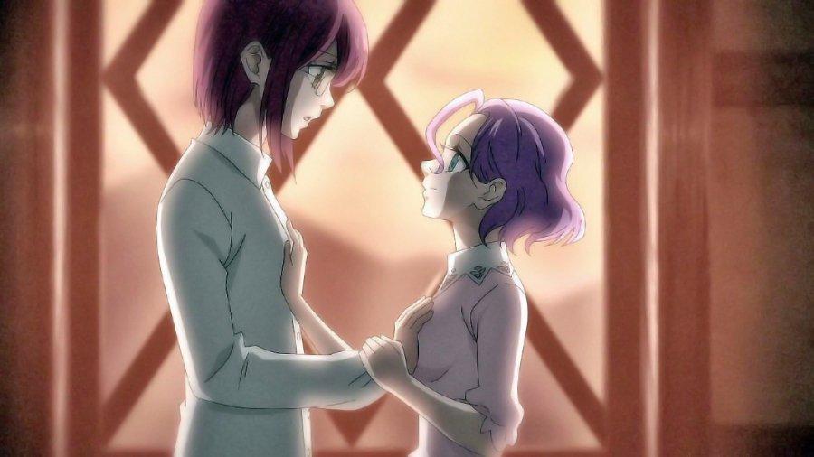 El sexo en el anime