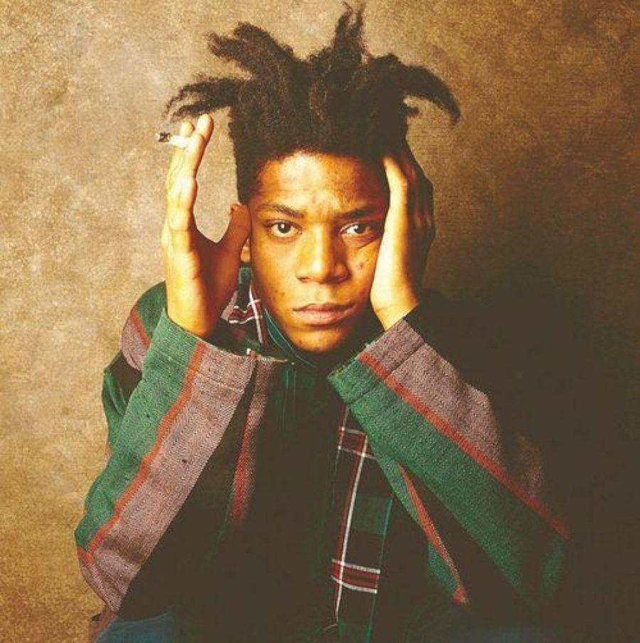 Retrato de Basquiat