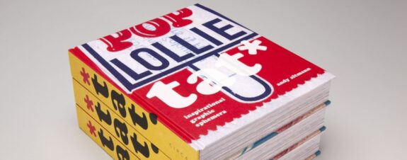 Andy Altmann reúne 30 años de diseño en su libro Tat