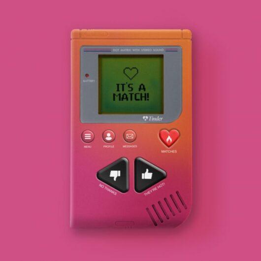Aplicaciones imaginadas en gadget de los 90