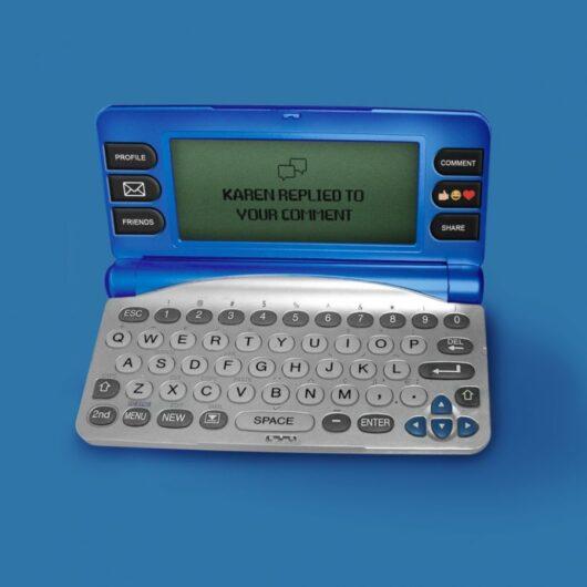 Cumputer Futures presentó estos gadgets retro