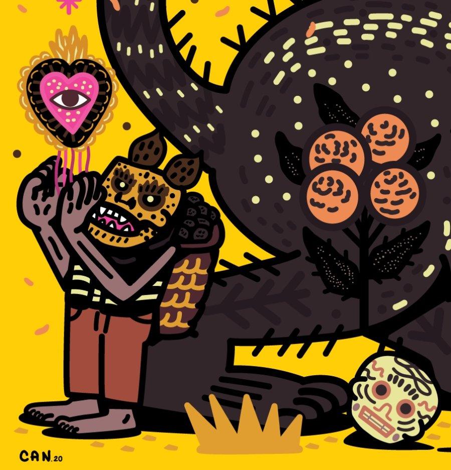 Ilustración por C4N