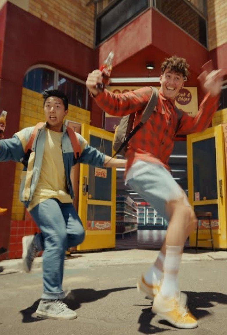 Canción de Tyler, The Creator en anuncio de Coca Cola