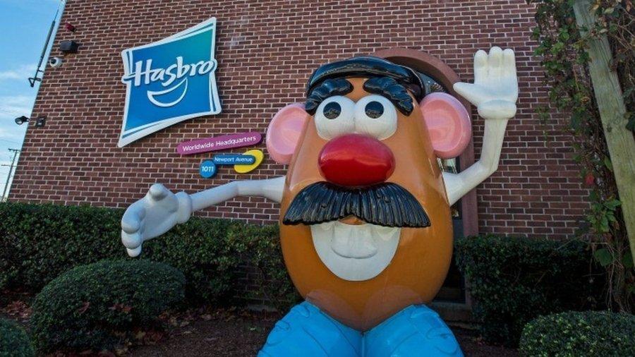 Cara de Papa, lo nuevo de Hasbro