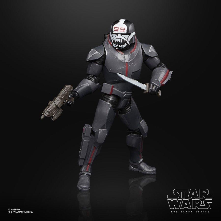 Figura de acción de Wrecker de Star Wars