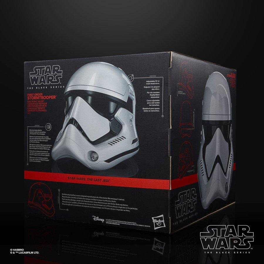Casco de Stormptrooper de Star Wars