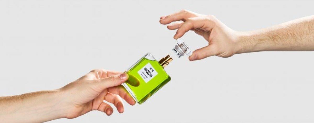 Chanel x Axe: una colaboración de olor inesperado