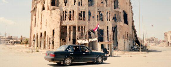 Charles Thiefaine y su serie fotográfica «Tahrir Desobedence»