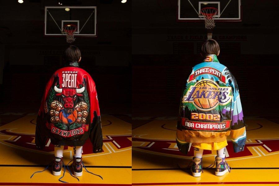 Nuevos sneakers inspirados en las chaquetas de Jeff Hamilton