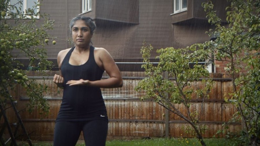"Escena de ""The Toughest Athletes"" de Nike"