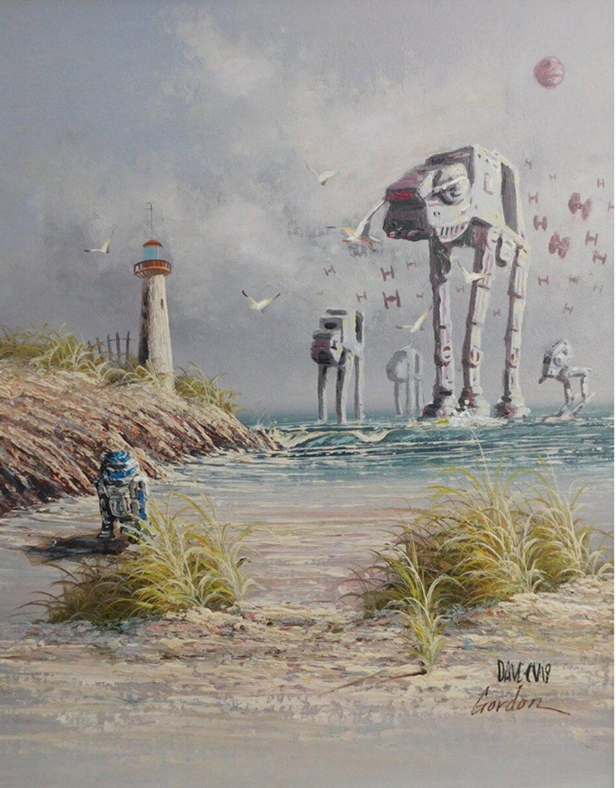 R2 contra el imperio
