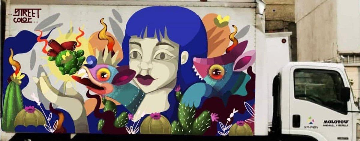 Artistas urbanos e ilustradores para no perder de vista