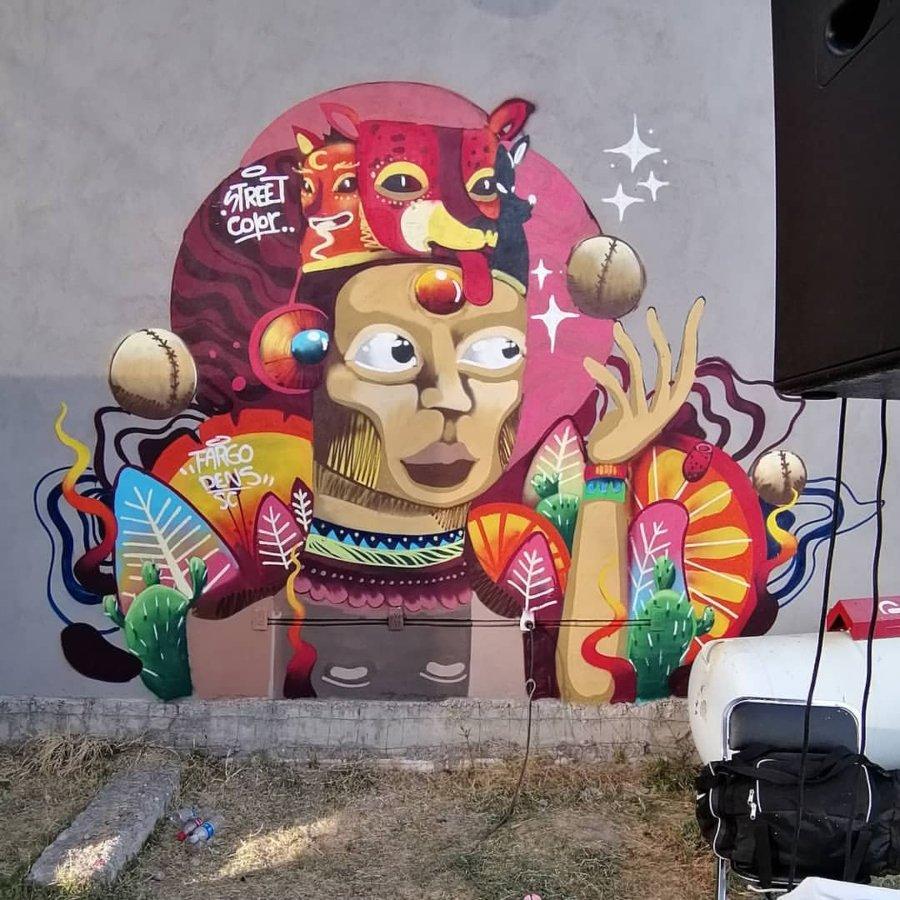 Artistas urbanos y de la ilustración a seguir