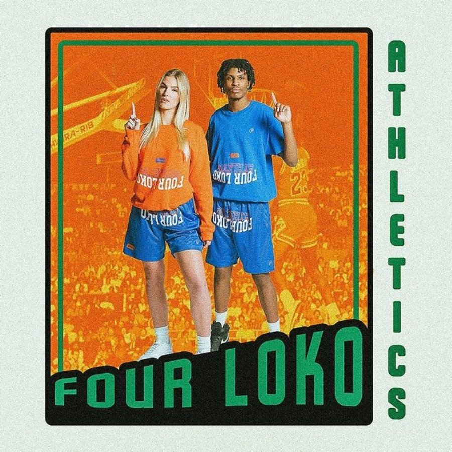 Colección de ropa de Four Loko