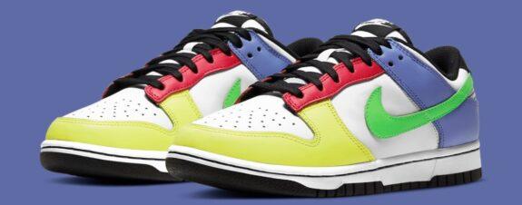 Green Strike, los nuevos Nike Dunk Low están por llegar