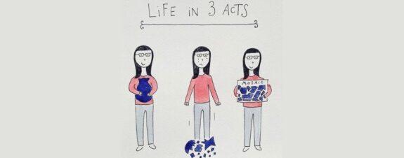 Mari Andrews: ilustraciones sobre lo mejor y lo peor de la vida
