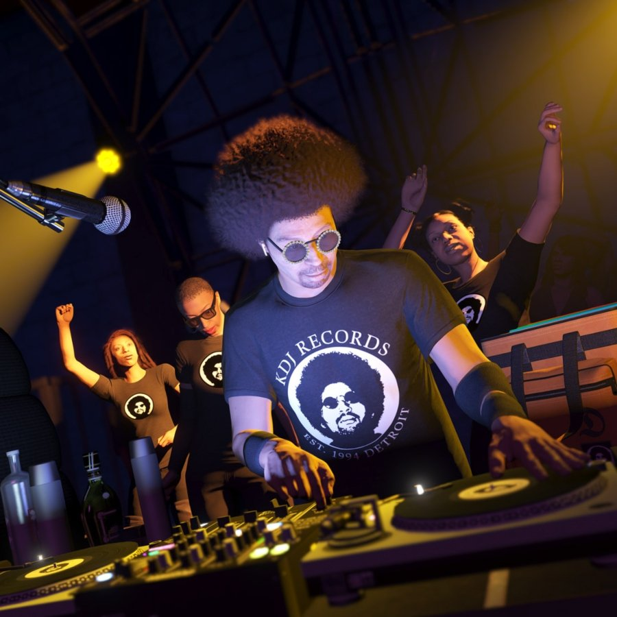 The Music Locker, nuevo club en GTA online