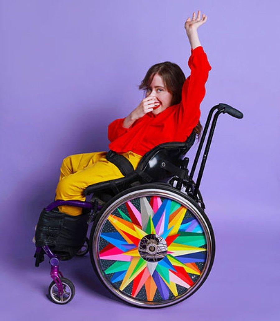 Protectores de ruedas por Izzy Wheels y okuda