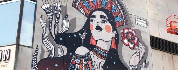 Mejores murales del mes de marzo según All City Canvas
