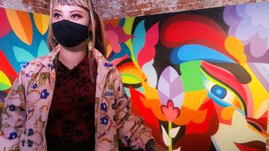 Murales de Mujeres / Ledania