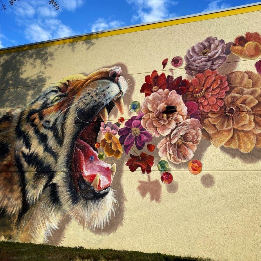 Mural por Naomi Haverland