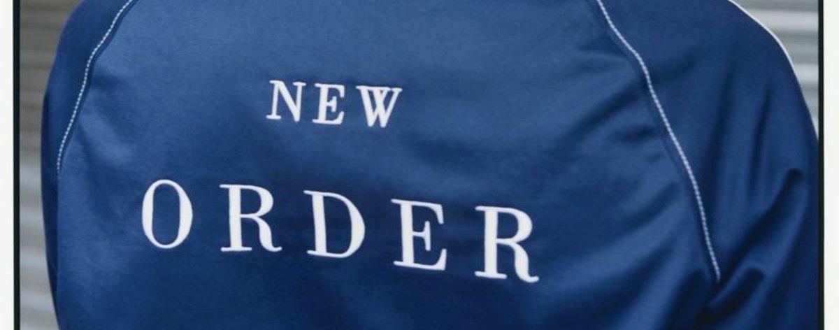 NOAH x New Order presentan este drop de lujo