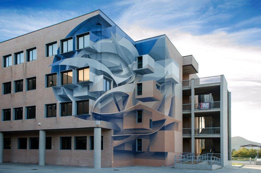 Murales 3D de Peeta