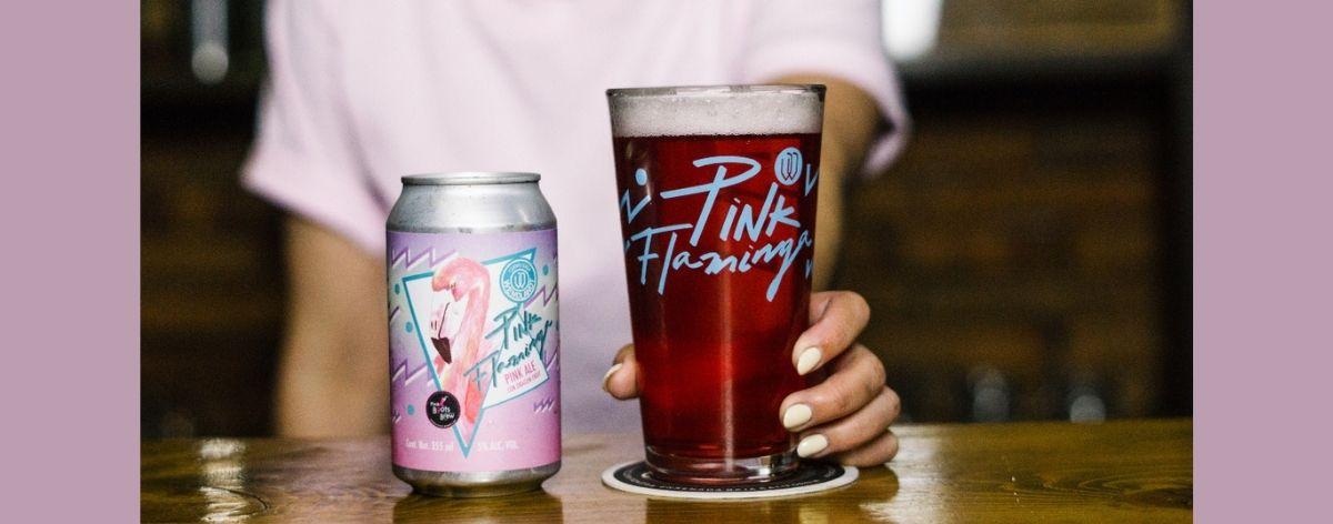 Pink Flaminga, cerveza que visibiliza a las mujeres de la industria