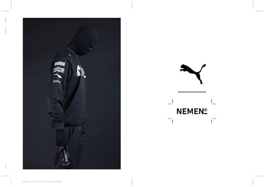 Nueva colección de Puma y Nemen