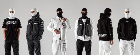Puma y Nemen lanzan colección techwear con un estilo atemporal