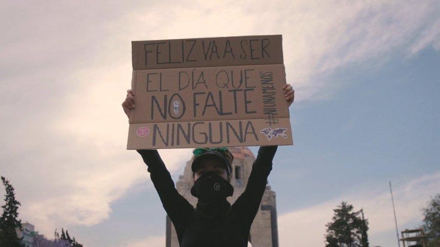 """Escena del documental """"Somos Fuego"""""""