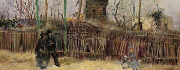 Subastarán cuadro inédito de Van Gogh en Sotheby's
