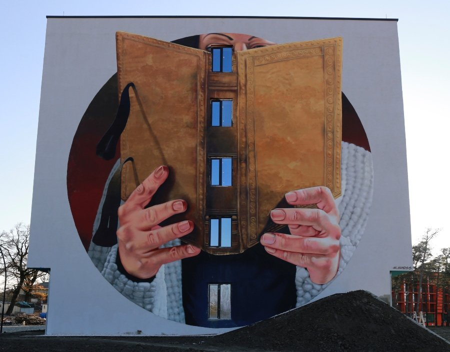 """Tbilisi Mural Festival """"The Power of Knowledge"""""""