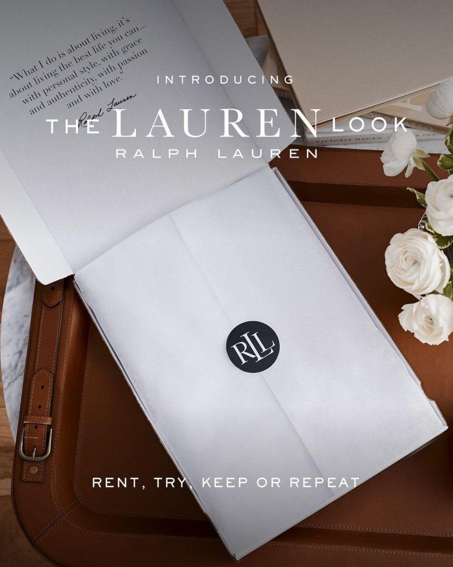 Nuevo sistema de renta de Ralph Laurent