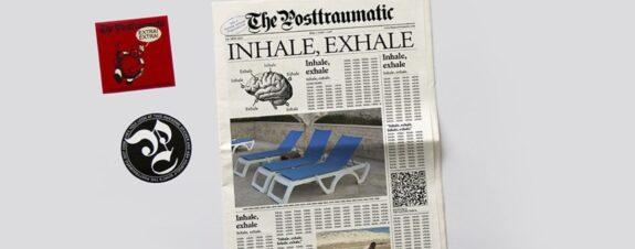 The Posttraumatic: el periódico creado por 39 artistas
