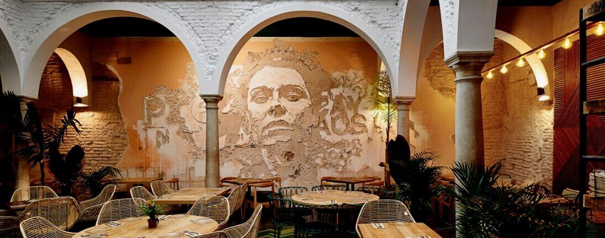 Street art en la decoración de interiores