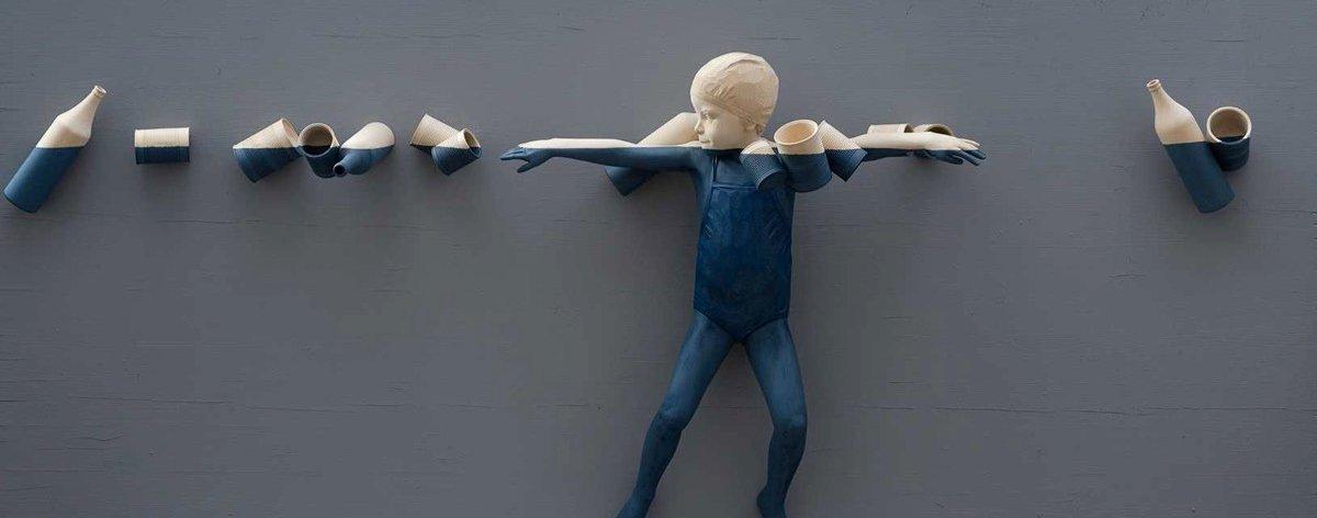 Willy Verginer y sus esculturas de madera realistas