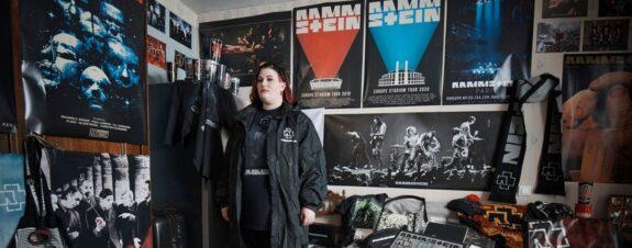 Balenciaga y Rammstein con nueva colección de lujo llena de metal