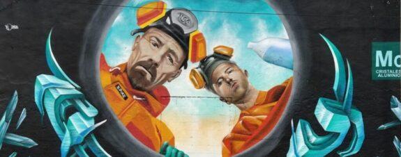 Borraron mural en Coahuila por falta de pago a artistas