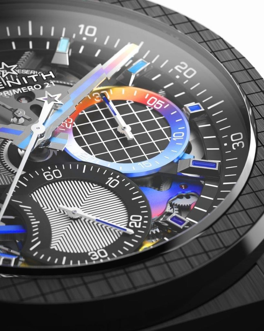 Reloj de Felipe Pantone y Zenith