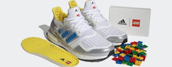 LEGO x adidas Ultraboost: llegó la hora de armar tus sneakers