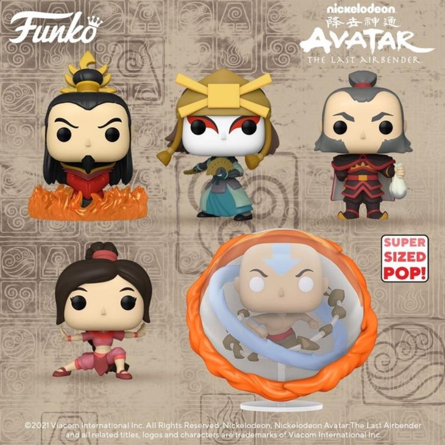 Nuevos Pop de Avatar
