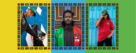 Patta x Tommy: un homenaje a la bandera panafricana al estilo streetwear